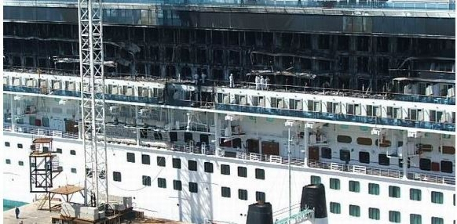 How to save lives on Cruise Ships by choosing the right Polyurethane Foam for your furniture