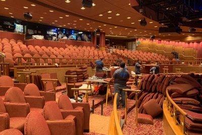 Xaler Systems - Theater Refurbishment