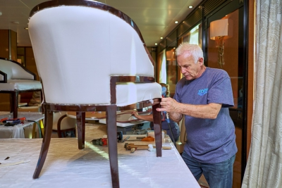 Xaler Systems - Reupholstery